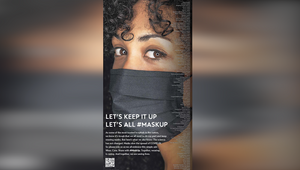 Cleveland Clinic Partners with 123 Top Health Care Systems to Share Simple Message: #MaskUp