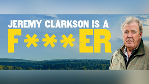 Amazon Prime Video Calls Jeremy Clarkson a F***er to Celebrate Show Launch