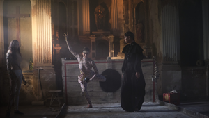 Sadaels Fashion House Tells a Tale of Bocce Ball for 2021/22 Autumn Winter Film