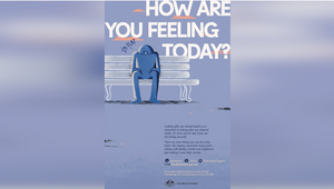 Australia's New Covid-19 Mental Health Campaign Asks 'How's Your Head Today?'