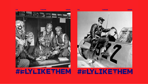 Lucasfilm Celebrates Tuskegee Airmen with New Visual Identity and Social Campaign for Veterans Day