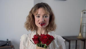 Focaccia Florist's Surreal Valentine's Spot Takes a Bite Out of the Flower Industry