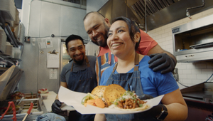 Voyager and Anomaly Take a Shot at Thanking Mexican Restaurant Workers with Tequila Don Julio Fund