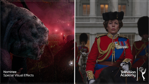 Framestore is Nominated for VFX Work on The Crown and Lovecraft Country at this Year's Emmys