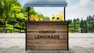 GYK Antler Announces Plans for Lemonade Stand in 2021 after Best Year Ever in 2020