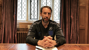Gareth Southgate Addresses the UK on How to Stay Active with Tech in Lockdown