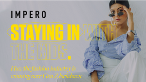 Staying in With the Kids: How the Fashion Industry is Winning Over Gen Z on Lockdown