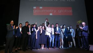 Geometry Global Wins Network of the Year at PMAA Dragons of Asia for Second Year in a Row