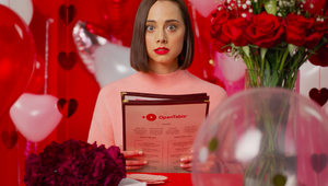 OpenTable Covers All Appetites for Valentine's Day