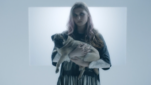 Baby Queen Opens Her Hallucinatory Mind for Trippy Video 'Medicine'