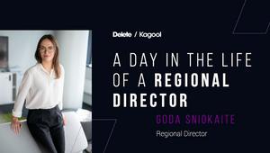 GodaSniokaite: A Day in the Life