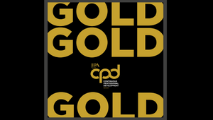 ELVIS Awarded IPA CPD Gold for the Third Year Running