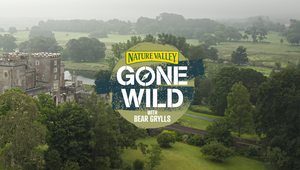 Space Launches Integrated Campaign for Nature Valley's Gone Wild Festival with Bear Grylls