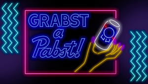 Need a Beer? Grabst a Pabst in Debut Spot