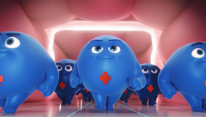 Inner Health's Iconic Blue Bugs Are Back in New Brand Platform via VMLY&R
