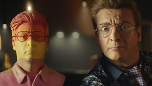 TBWA\NZ Brings Rhys Darby Back to Prove 2degrees has the Best Broadband