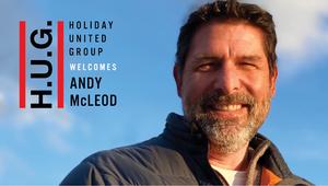 HUG Announces Addition of Andy McLeod as Executive Producer