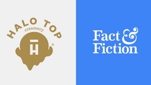 Halo Top Names Fact & Fiction as Social Media AOR