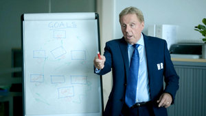 Harry Redknapp Puts a HR Team Through its Paces for Humorous BrightHR Spot