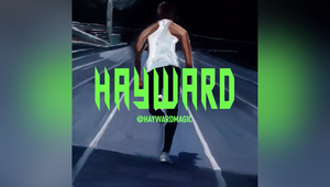 Jelly London's Em Cooper Crafts an Oil Painted Animation for the Iconic Hayward Track & Field