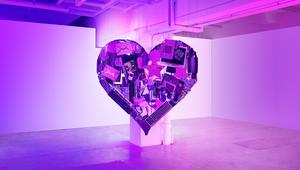 BT Uncovers Customer Interactions with Perceptual Artist Michael Murphy's 3D Installation