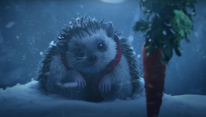 Jim 'Santa' Broadbent Narrates Kevin the Carrot's Epic Christmas Tale for Aldi