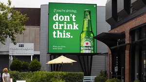 Why Heineken Is Asking Kiwis to Not Drink Heineken