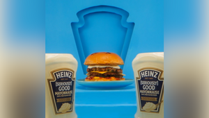 Kraft Heinz and VMLY&R Craft Seriously Good Burger for Philippines Heinz Mayo Launch