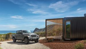 Jeep Campaign Encourages Australia to Work Far From Home
