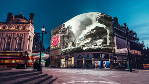 Ocean Outdoor Opens Windows to Other Worlds with 3D Audience Experiences Across Portfolio