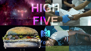Immortal Awards Jurors Select Their Five Favourite Ever Ads as Part of New High Five Series