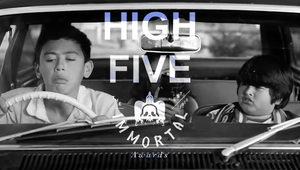 Immortal High Five: Takeshi Takada