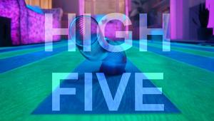 High Five UK: April 2019