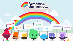 In the Company Of Huskies Reinvent How Kids 'Remember the Rainbow' To Support Diversity