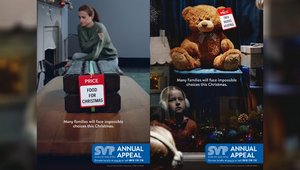Hard Hitting Charity Campaign Highlights Impossible Family Choices This Christmas