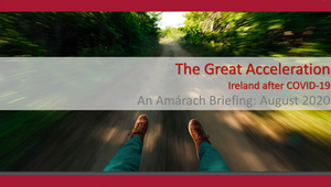 Amárach Research and 'The Great Acceleration'