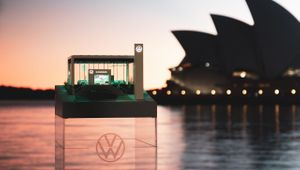 Volkswagen Opens World's Smallest Dealership to Let Aussies 'Try On' its Small SUVs