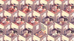 The Sims Meets M.C. Escher in Ikea's New Saudi Arabian Campaign