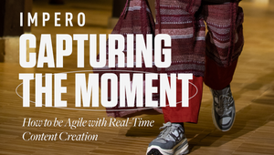 Capturing the Moment: How to be Agile with Real-Time Content Creation