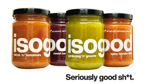 MKR's Sam Newton Makes Isolation Saucy with isogood Relish