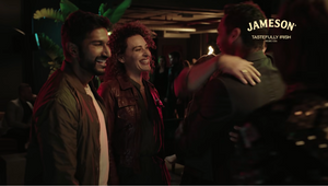 Get Ready to 'Mix In' with Jameson's Sociable Brand Campaign