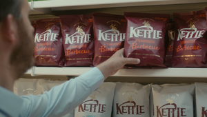 KETTLE Chips Latest Spot Opens the Door to Flavour