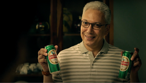 Kingfisher Brings a Warm Commercial for a Cold One