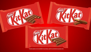 Nestlé Has a Bite of the Passionate Debate on How to Eat a KITKAT Best