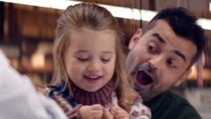 Family Bring Their Best in Christmas Spot for Supermarket Eroski