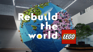 The Tankers Take Us behind the Scenes on LEGO's 'Stories of Creativity' Campaign