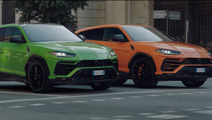 Feel the Thrill of the Chase with Lamborghini Urus' Action Packed Spot