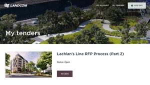 Landcom Addresses Every Pain Point with Innovative Tender Portal from UnDigital