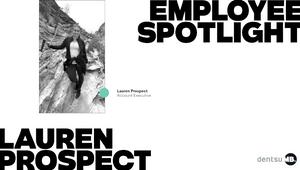 In Conversation with dentsuMB's Lauren Prospect