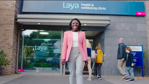 Laya Healthcare's Major Rebrand Stays a Beat Ahead the Rest